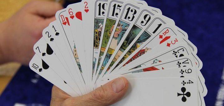président jeux de carte règle