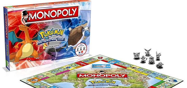 Monopoly Pokémon Edition Française